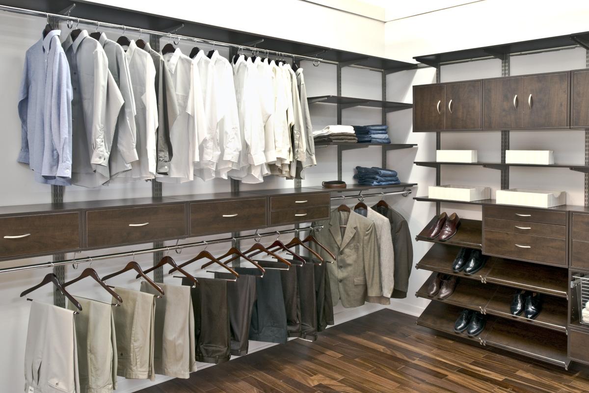 Freedom Rail For My Closets? Pros Con's?? - Interior ...